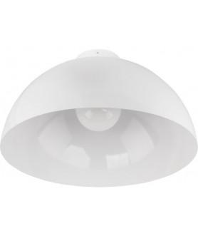 Hemisphere ceiling white