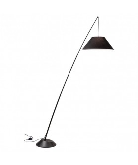 LAMPADAR FISHER BLACK