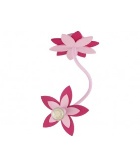 FLOWERS PINK I